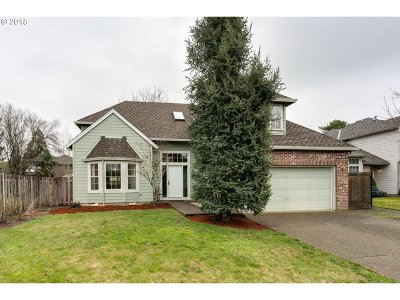 Wilsonville, Canby, Aurora Single Family Home For Sale: 31118 SW Willamette Way