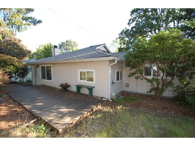 Milwaukie Single Family Home For Sale: 17597 SE Rose St