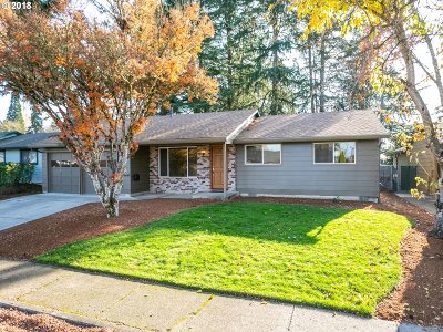 Beaverton OR Single Family Home For Sale: $429,500