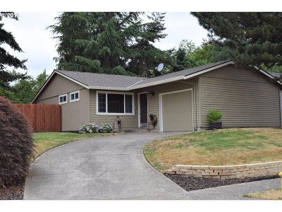 Sherwood, King City Single Family Home For Sale: 22481 SW Marshall St