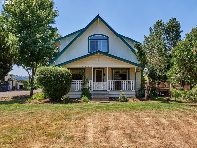Estacada OR Single Family Home For Sale: $725,000