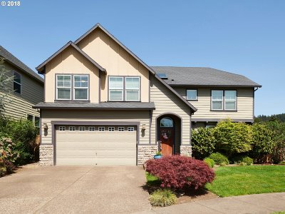 Clackamas Single Family Home For Sale: 13337 SE Rose Meadow Dr