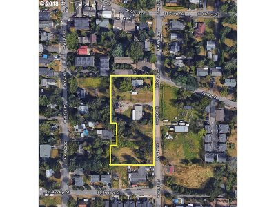 Portland Residential Lots & Land For Sale: 2805 SE 89th Ave