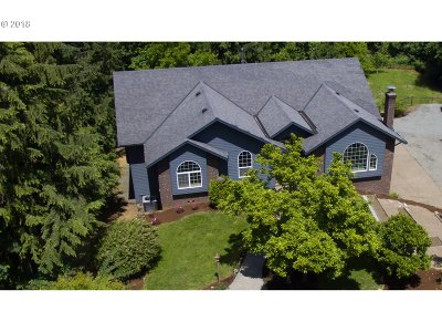 Oregon City Single Family Home For Sale: 19999 S Athens Dr