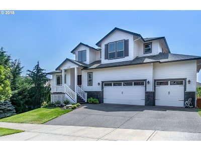Milwaukie, Clackamas, Happy Valley Single Family Home For Sale: 15398 SE Ivy Creek St