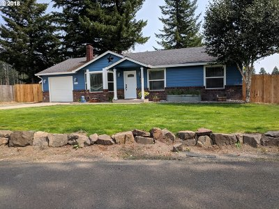 Yacolt Single Family Home For Sale: 107 S Pine Dr