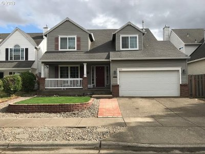 Banks Single Family Home For Sale: 41678 NW Buckshire St