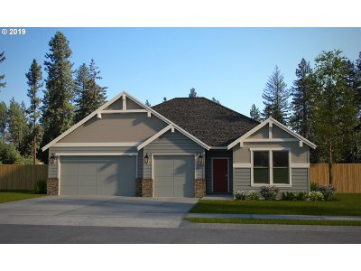 Happy Valley Single Family Home For Sale: 15292 SE Lewis St #LOT8