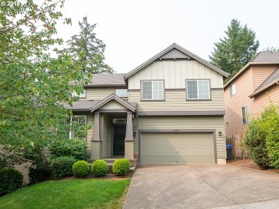 Happy Valley, Clackamas Single Family Home For Sale: 15756 SE Chelsea Morning Dr