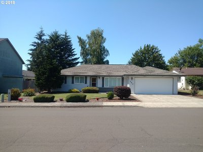 Newberg, Dundee, Mcminnville, Lafayette Single Family Home For Sale: 563 SW Westvale St
