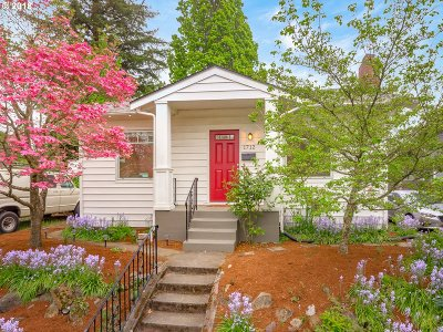 Hawthorne Single Family Home For Sale: 1712 SE 46th Ave