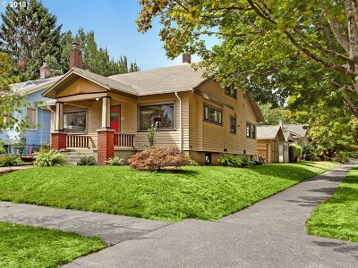 Portland Single Family Home Bumpable Buyer: 4073 N Longview Ave