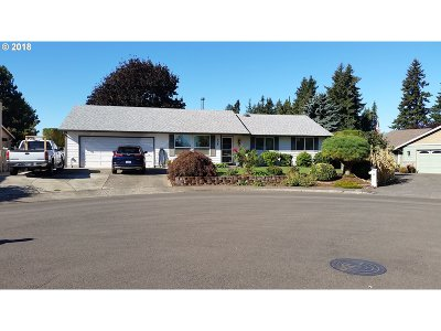 Canby Single Family Home Pending: 905 S Fir Ct