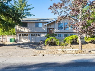 Single Family Home For Sale: 11800 SW Settler Way
