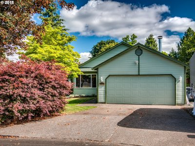 Oregon City Single Family Home For Sale: 20320 S Timbersky Way
