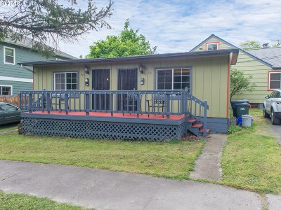 Eugene Multi Family Home For Sale: 10 E 19th Ave