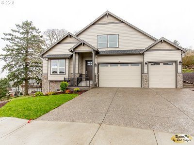 Washougal Single Family Home For Sale: 1323 N Blodgett Ct