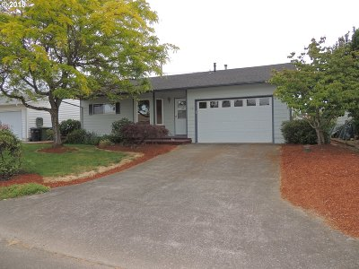 Woodburn Single Family Home For Sale: 1790 Thompson Rd