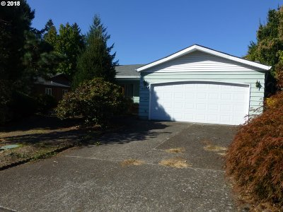 Portland Single Family Home For Sale: 4627 SE 32nd Ave