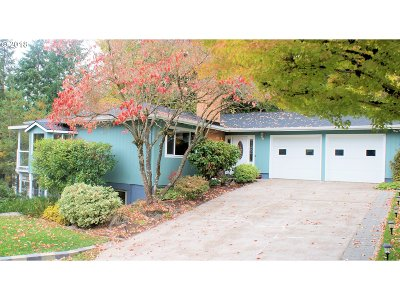 Multnomah County Single Family Home For Sale: 5901 SW Huddleson St