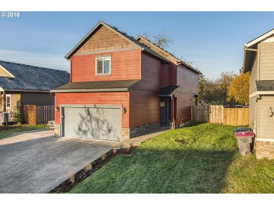 Mcminnville Single Family Home For Sale: 1121 SE Millwright Ave