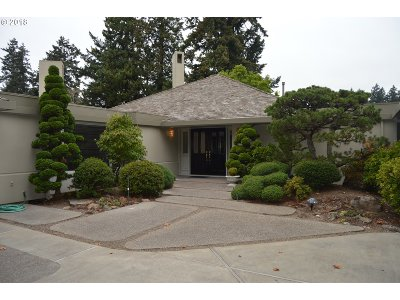 Wilsonville Single Family Home For Sale: 7877 SW Edgewater