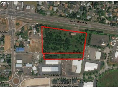 Hillsboro Residential Lots & Land For Sale: 24220 SW Tualatin Valley Hwy