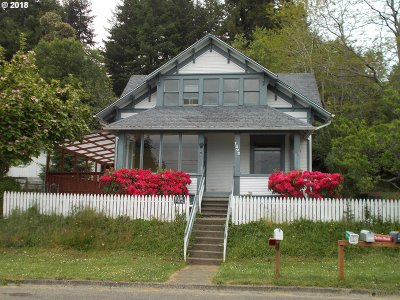 Coos Bay Single Family Home For Sale: 1222 Minnesota