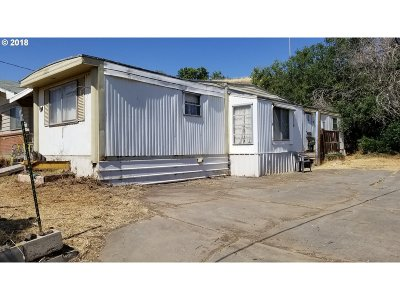 Pendleton Single Family Home For Sale: 714 SW 21st St