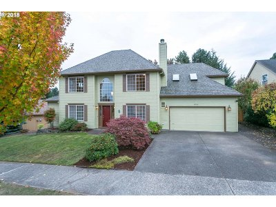 Tualatin Single Family Home For Sale: 8700 SW Stono Dr