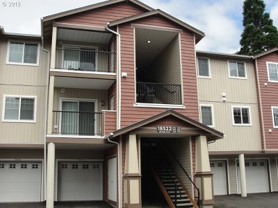 Hillsboro, Cornelius, Forest Grove Condo/Townhouse For Sale: 18522 NW Holly St #108