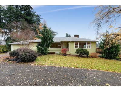 Single Family Home For Sale: 4195 Cornwall St
