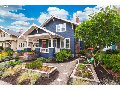 Single Family Home For Sale: 2943 NE 52nd Ave
