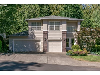 Tigard Single Family Home For Sale: 9763 SW Landau Pl