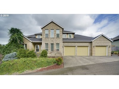 Happy Valley Single Family Home Pending: 11518 SE Ross Rd