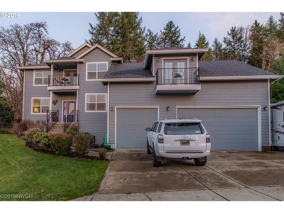 Eugene Single Family Home For Sale: 2523 Park Forest Dr