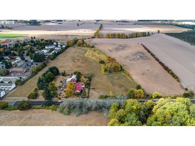Monmouth Residential Lots & Land For Sale: 5235 Riddell (Adj To) Rd