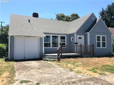 Cottage Grove, Creswell Single Family Home For Sale: 255 Quincy Ave