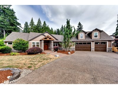 Clackamas County Single Family Home For Sale: 27904 SE Viva Ln