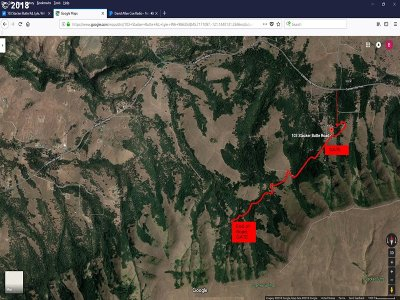 Goldendale, Lyle Residential Lots & Land For Sale: Stacker Butte Road
