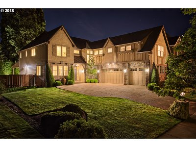 West Linn Single Family Home For Sale: 2791 Ridge Ln