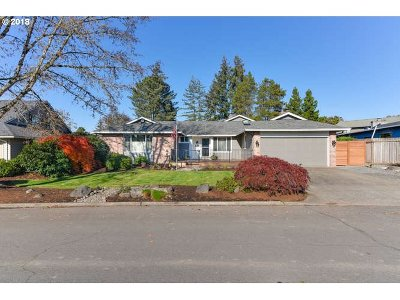 Single Family Home For Sale: 15645 NW Perimeter Dr