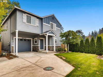 Aloha Single Family Home For Sale: 18274 SW Orlov Ct