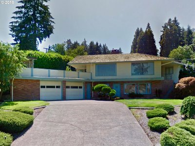Eugene Single Family Home For Sale: 650 Fulvue Dr