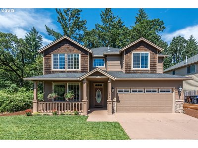 Oregon City, Beavercreek, Molalla, Mulino Single Family Home For Sale: 16443 Cattle Dr