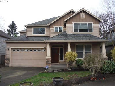 Wilsonville Single Family Home For Sale: 7474 SW Bouchaine Ct