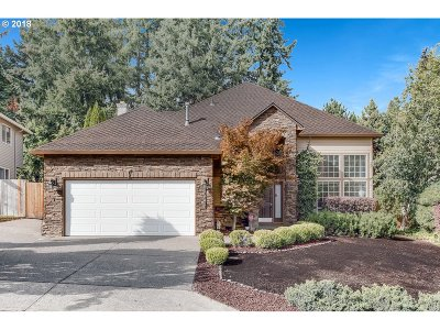 Tigard Single Family Home For Sale: 13243 SW Clearview Way