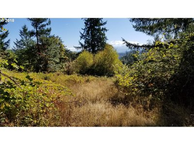 Clackamas County, Columbia County, Jefferson County, Linn County, Marion County, Multnomah County, Polk County, Washington County, Yamhill County Residential Lots & Land For Sale: First Creek Rd