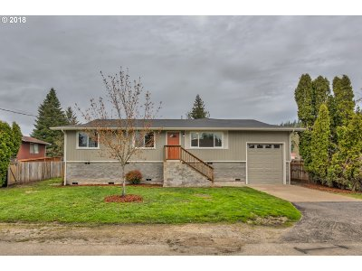 Single Family Home For Sale: 1230 Cherry St