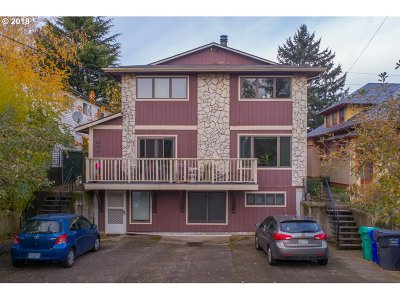 Multi Family Home For Sale: 2165 NE Multnomah St